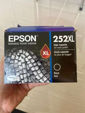 Epson 252XL NEGRO