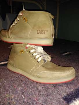 Zapatos botin CAT originales