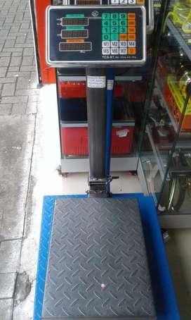 Báscula balanza plataforma de brazo digital de 100kg NUEVA