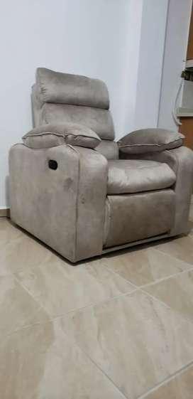 Espectacular sillas reclinable