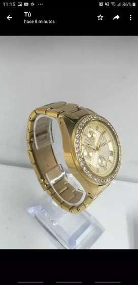Reloj fósil para dame original