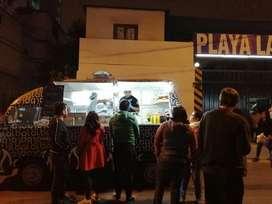 Alquiler de Food Truck