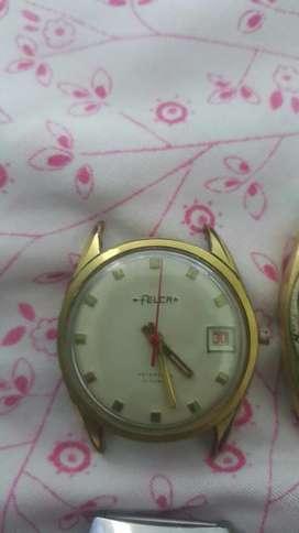 Vendo Reloj Felca Automatico  con 70 años de antiguedad