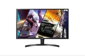Monitor LG de 32 4K UHD Altavoces Radeon Freesycn 60Hz
