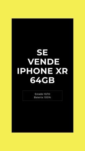 IPHONE XR 64GB / Estado 10/10