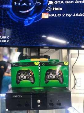 Exelente Xbox Clasico Como.nuevo