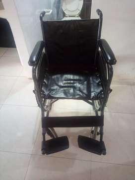 Se vende silla de ruedas $320.000 en excelentes condiciones