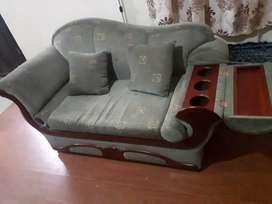 Vendo muebles de sala