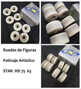 RUEDAS DE FIGURAS PATINAJE ARTISTICO