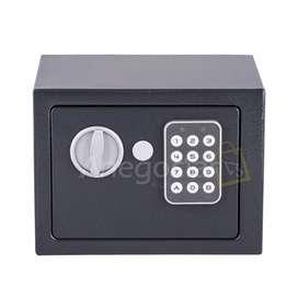Caja fuerte de seguridad con teclado digital color negra entrega inmediata envíos nacional