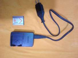 Cargador Original para bateria SONY CYBERSHOT NP-BN1