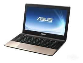 Notebook Asus. Intel I5 +nvidia Geforce 610m +windows10