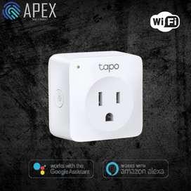 Pack de 2 Tomas WiFi INTELIGENTE / Tp-Link