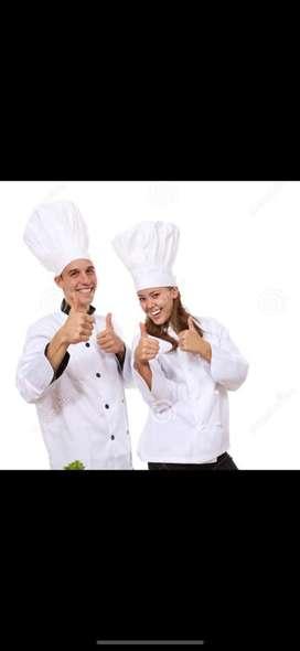 Cocinero restaurante