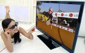 "Televisor LG 3D 47"""