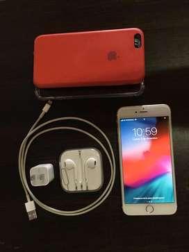 VENDO-PERMUTO IPHONE 6 PLUS 128 gb