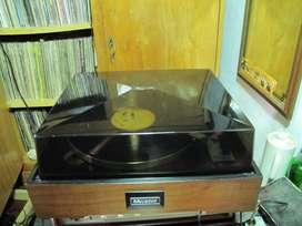 Tocadisco Elac/miracord 750 Benjamin- Vintage año 1973 Hifi