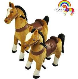 Ponyroller Caballito con Ruedas Ponycycle Andador Animales Para Montar