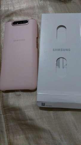 Vendo celular samsung galaxi A80 nuevo