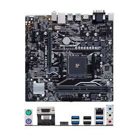 MOTHERBOARD ASUS PRIME A320M-K, AM4, AMD A320, DDR4, SATA 6.0, USB 3.1, VD/SN/NW