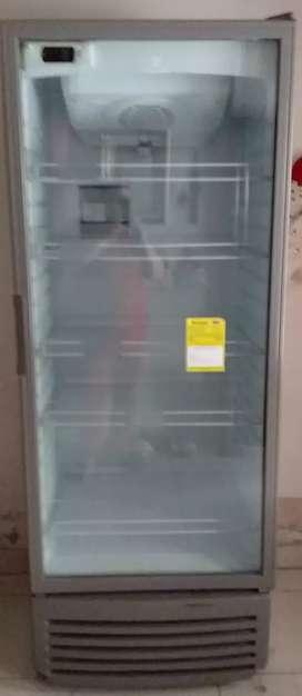 Se vende Nevera Panorámica Refrigerante