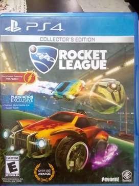 Juego Ps4 Rocket League Edición Coleccionista (usado-Buen estado)