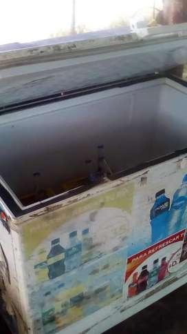 Mostrador Indurama más comgelador