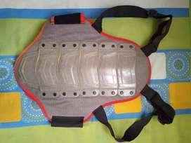 Chaleco Protección Columna Vertebral
