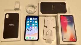 iPhone X 256Gb con Garantia