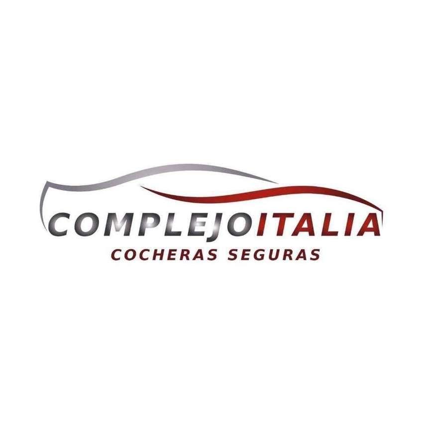 Cocheras Complejo Italia 2 0