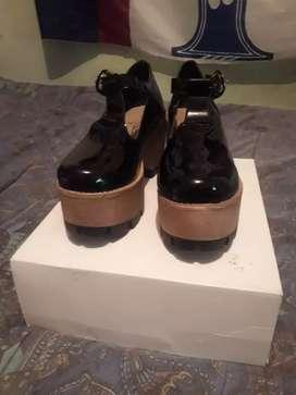 Vendo sapatos mujer 39 muy lindo