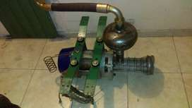 bomba hidráulica de tornillo con Motor asíncrono trifásico