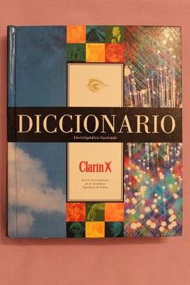 DICCIONARIO ENCICLOPÉDICO ILUSTRADO CLARÍN 1997, EXCELENTE ESTADO
