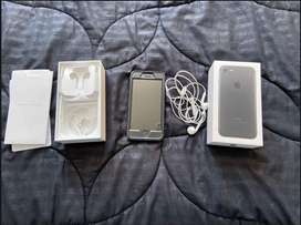 Iphone 7 32 gb Caja con Accesorios 10/10
