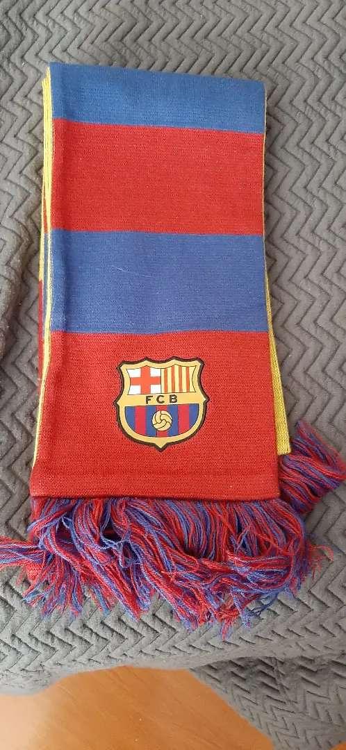 Bufanda F.C Barcelona
