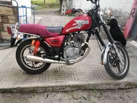 Moto suzuki 125 en perfecto estado