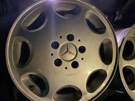 "Rines para Mercedes Benz 16"""