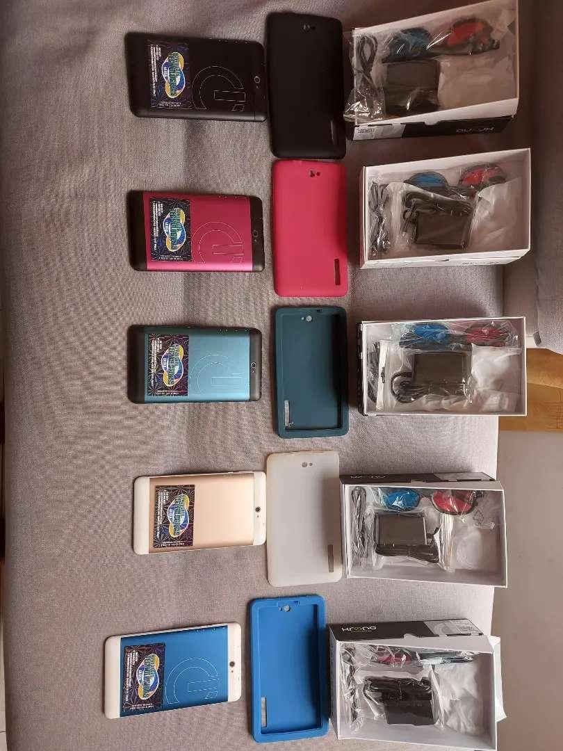 Tablets Krono wifi+SIM nuevas 0