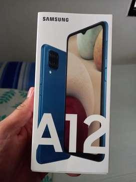 Vendo celular Samsung galaxy A12