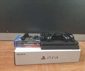 Consola PS4 1TB slim