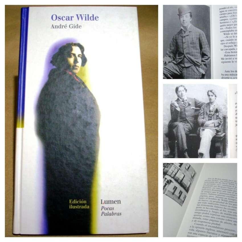 Libro Oscar Wilde André Gide 1999 Impecable 0