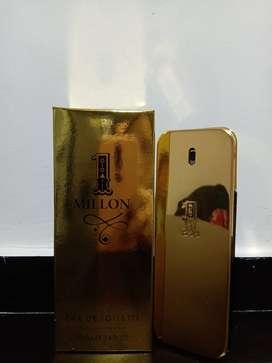 Varias de fragancias en perfumes