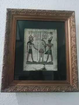Cuadros de papiros originales