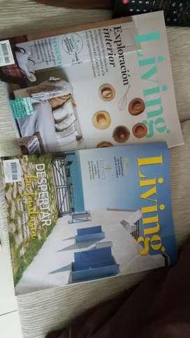 Revista living nuevas