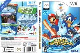 Mario y Sonic en los Juegos Olimpicos de Invierno para Wii y Wii U