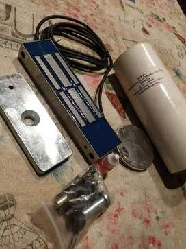 Vendo cerradura electromagnética 300 kgs Servet sin uso 0km