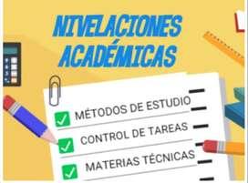 Nivelación academica