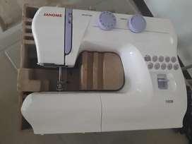 Vendo máquina de coser JANOME