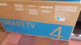 Vendo Smart tv marca Samsung en caja completo