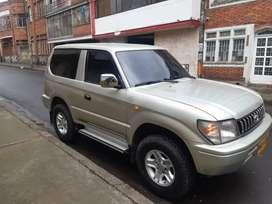 Camioneta toyota prado 4x4 2007